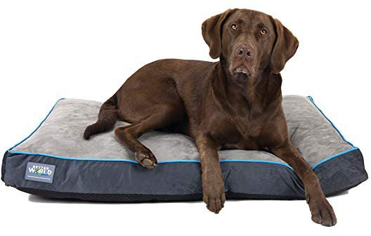 Better Worlds First-Quality Orthopedic Dog Bed